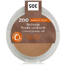 Recharge Poudre Compacte Visage 305 (Chocolat au lait) - 9 g