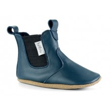 Chaussons 4168 - Bottines bleu