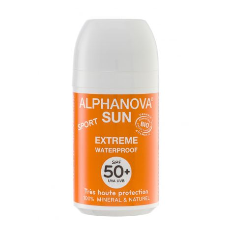 Roll-on solaire BIO SPF50 - 50 g