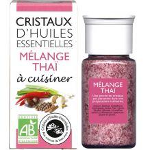 Cristaux d'huiles essentielles à cuisiner - thaï - 10 g