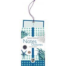 Sachet parfumé Notes océanes