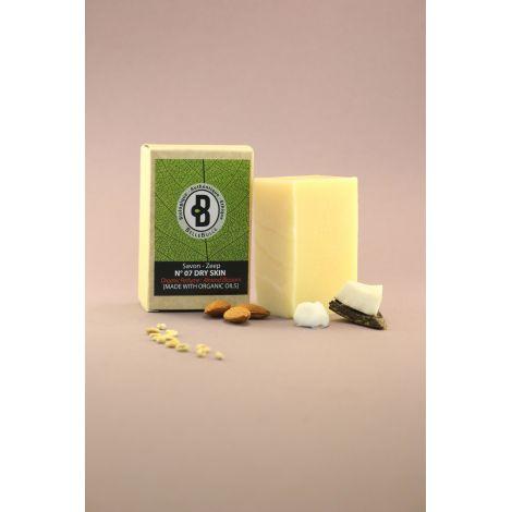 Savon pour peaux sèches almond blossom (N°7) – 120 g