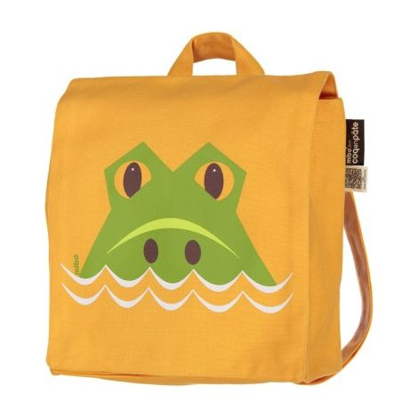 Sac à dos / cartable maternelle - crocodile