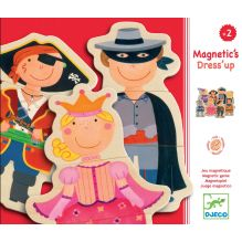 Magnetic's Dress'up - A partir de 2 ans