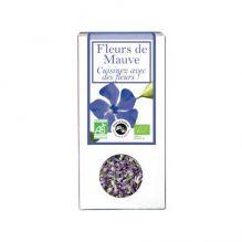 Fleurs à croquer - Fleurs de mauve - 15 g