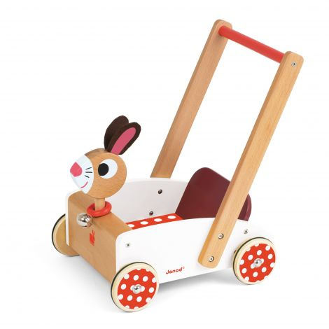 Chariot Crazy Rabbit - à partir de 1 an