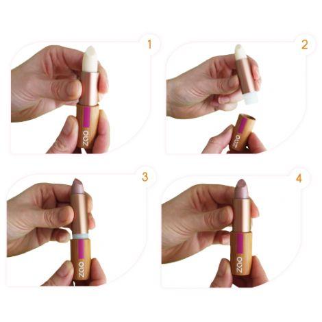Recharge rouge à lèvres mat Soft Touch - Rose violine - 431