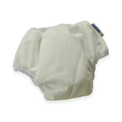Lot de 2 culottes d'apprentissage de jour - Mauve et Blanc