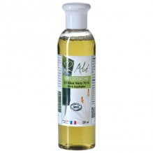 Gel douche aloe vera 70% BIO 250 ml