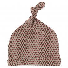 Bonnet en coton BIO -  Disty 'Fruits'