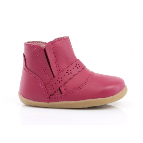 Chaussures Step up - Rider boot Rose 725202
