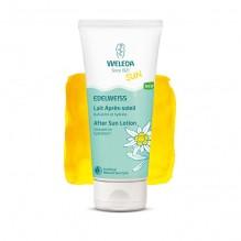 Lait après-soleil Rafraîchit et hydrate Edelweiss 200 ml
