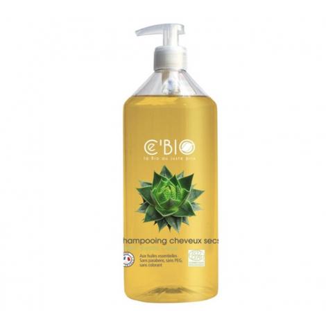 Shampooing Bio Cheveux secs 500 ml