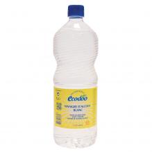 Vinaigred'alcool blanc Bio - 12 % d'acidité - 1 Litre