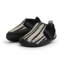 Chaussures 500040 Xplorer Paint Natural + Black Step-up Street