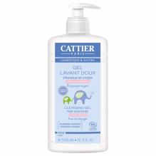 Gel lavant doux cheveux et corps 500 ml