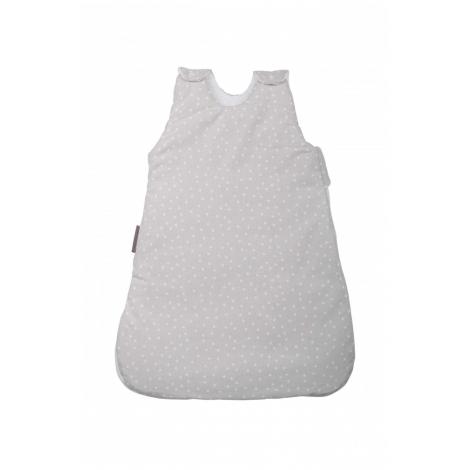 Gigoteuse hiver en coton bio - beige étoilé TOG 2.5 / Prématuré