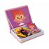 Magnéti'book Crazy Faces filles à partir de 3 ans