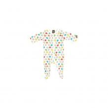 Pyjama en coton bio Hérissons