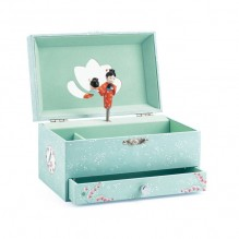 Boîte à bijoux musicale mélodie d'Aiko - à partir de 4 ans
