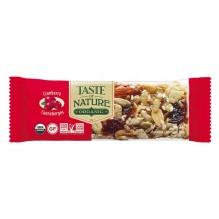 Barre aux noix et fruits secs Cranberry - 1 x 40 gr
