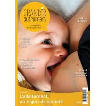 Grandir Autrement n°71 - Juillet / Août 2018