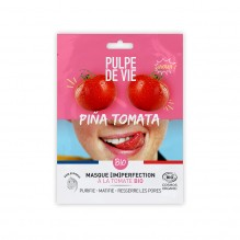 Pinia Tomata -  masque (imp)perfection  BIO