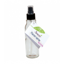 Flacon spray en verre - 100 ml
