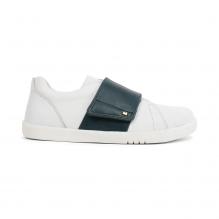 Chaussures Kid+ sum - Boston Trainer White + Ink - 835405