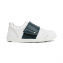 Chaussures I walk - Boston Trainer White + Ink - 635305