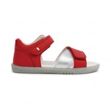 Sandales I walk - Sail Rio Red Silver - 635006