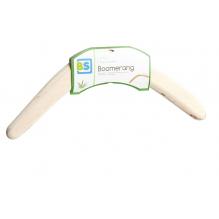 Boomerang en bois