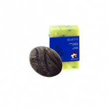 Duo peau grasse : savon Bluette et shampooing Notox