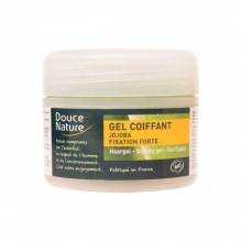 Gel coiffant au jojoba - fixation forte - 100 ml