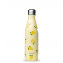 Bouteille nomade isotherme - 500 ml - Lemon jaune