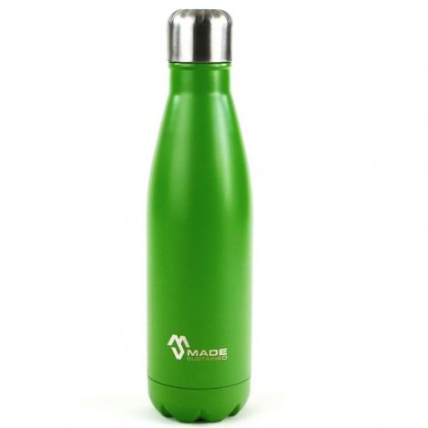 Bouteille chevalier inox 500 ml - Vert kiwi