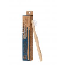 Brosse à dents pour enfant en bambou