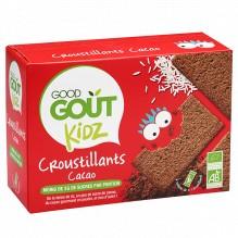 Croustillants - Cacao - 110 g