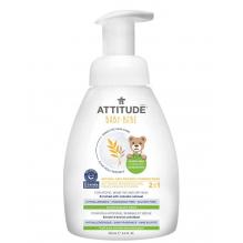 Mousse nettoyante 2 en 1 hypoallergénique - corps et cheveux - Bébé  - 250 ml