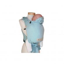 Porte bébé Baby Carrier - version SLIM - Aqua