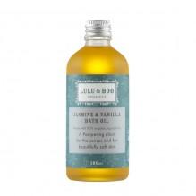 Huile de bain - jasmin et vanille - 100 ml