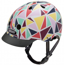 Casque vélo - Street - Kaleidoscope - S