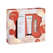 Coffret Melvita - Ressourcez votre peau - Argan Bio