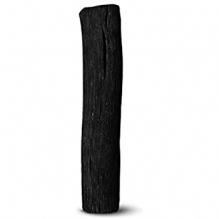 Filtre 100% naturel  - Charbon actif Woody Bintchotan - 1 bâton diamètre 3 cm