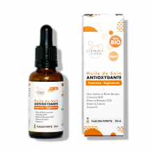 Huile de soin BIO antioxydante - 30 ml