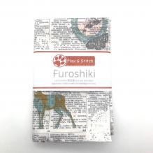 Furoshiki 75 x 75 cm - Sparkler - Doiland Glass