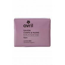 Le savon corps et main BIO - Figue - 100 g