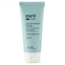 Gel nettoyant visage BIO MEN - 100 ml