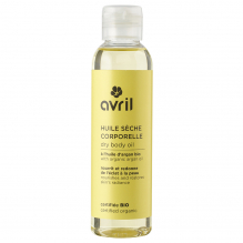 Huile sèche corporelle BIO - huile d'argan - 150 ml