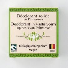 Déodorant solide - Palmarosa - 25 g
